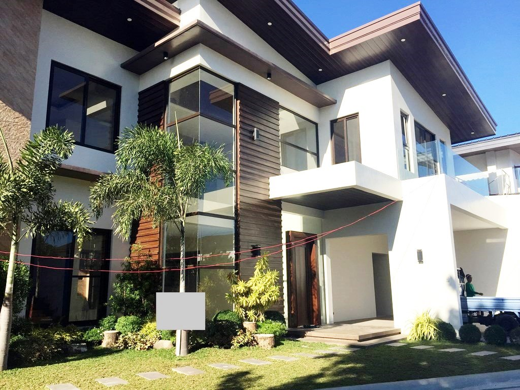 Beautiful Modern House For Sale In Bf Homes Brand New Blesshomes